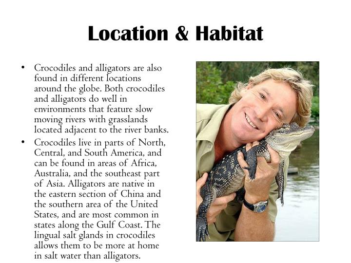 Location & Habitat