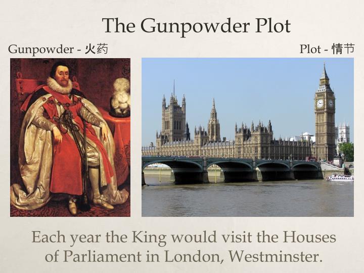 Gunpowder - 火药 Plot - 情节