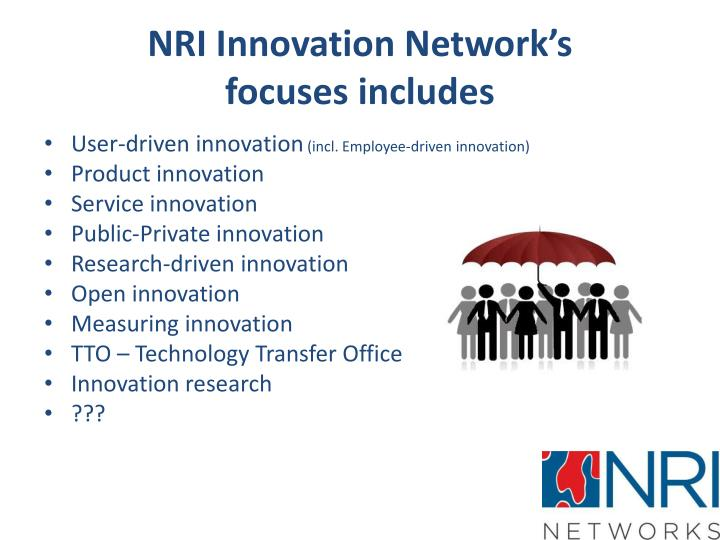 NRI Innovation