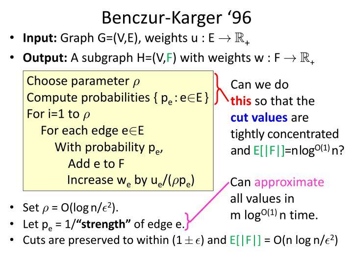 Benczur-Karger
