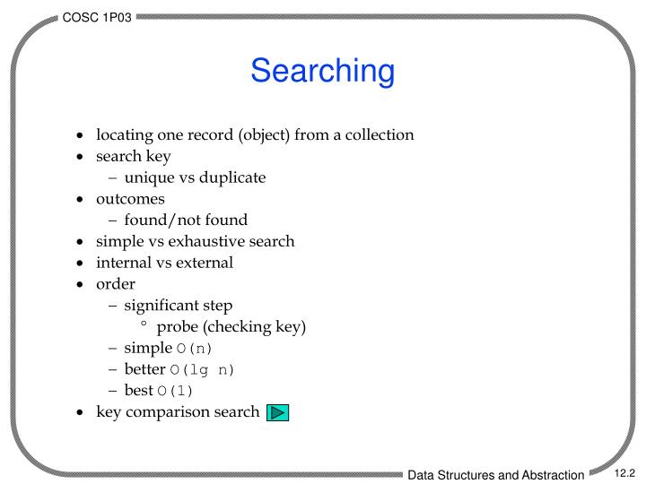Searching1