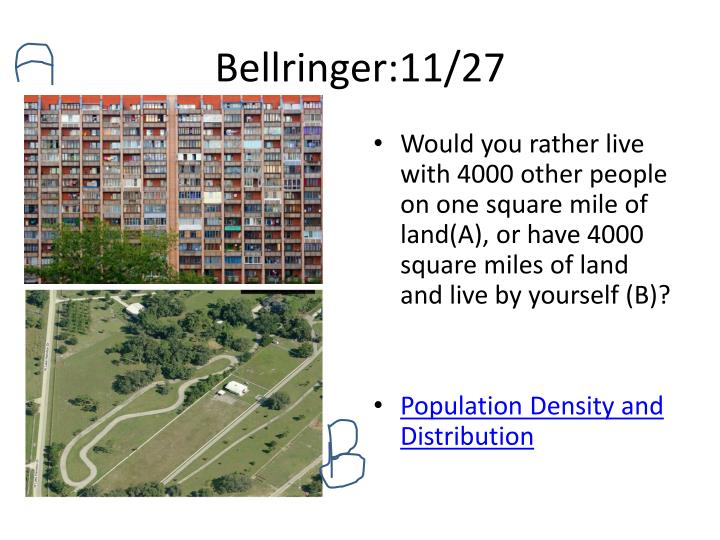 Bellringer:11/27