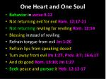 one heart and one s oul3