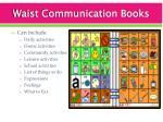 waist communication books1