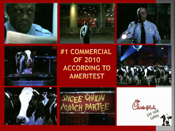 #1 commercial