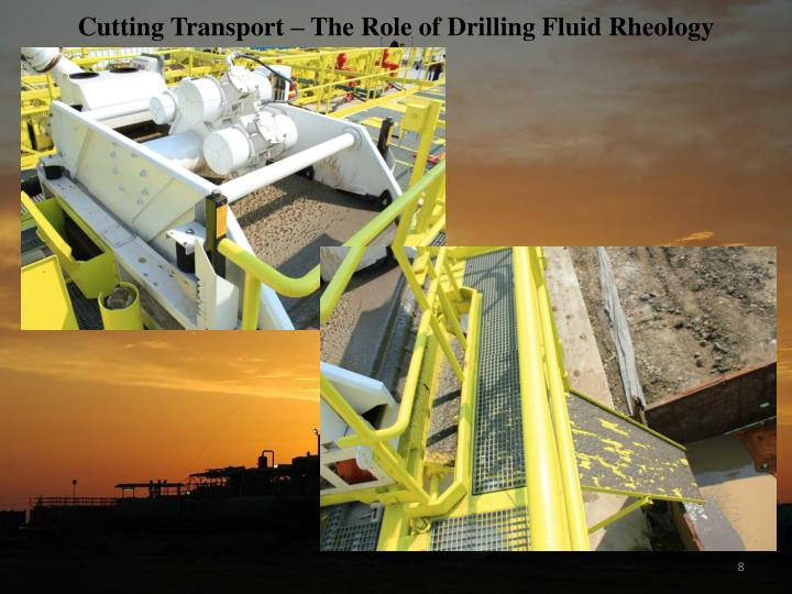 Cutting Transport – The Role of Drilling Fluid Rheology