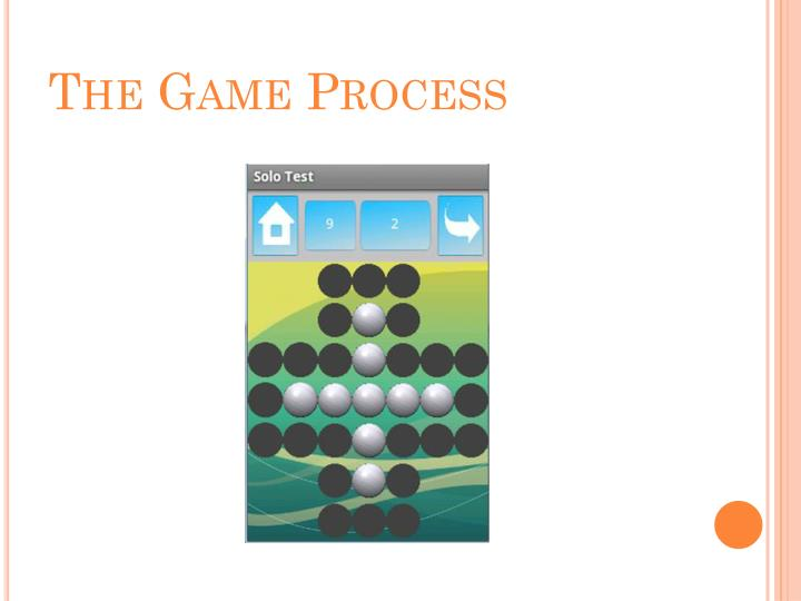 The Game Process