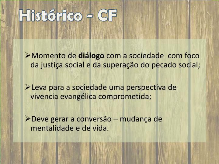 Histórico - CF