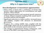 agenda 2063 why is it opportune now2