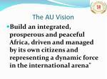 the au vision