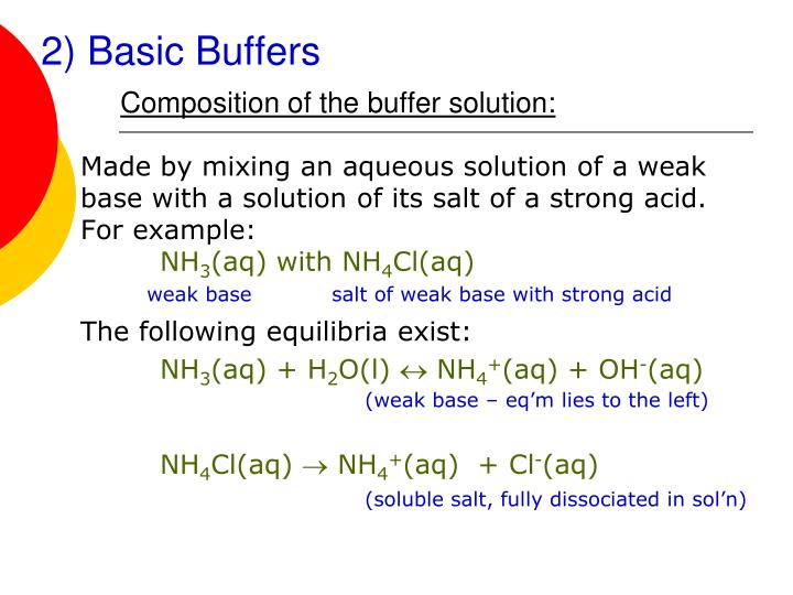 an analysis of the preparation of two buffer solutions The hi-7007l is a 500 ml bottle of ph 701 buffer solution ph 7 buffer is the most commonly used among all buffer solutions hanna buffer solutions are prepared according to along with ph401, ph686, ph701, and ph1001 both technical and millesimal buffer solutions come with a certificate of analysis on purchase.