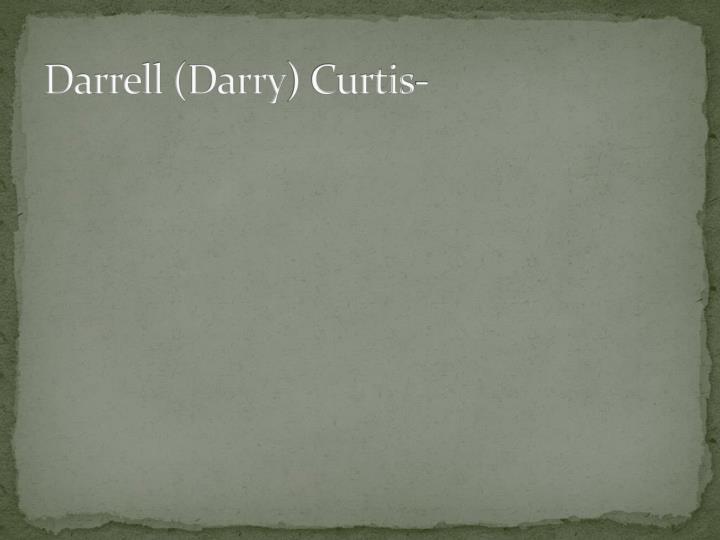 Darrell (