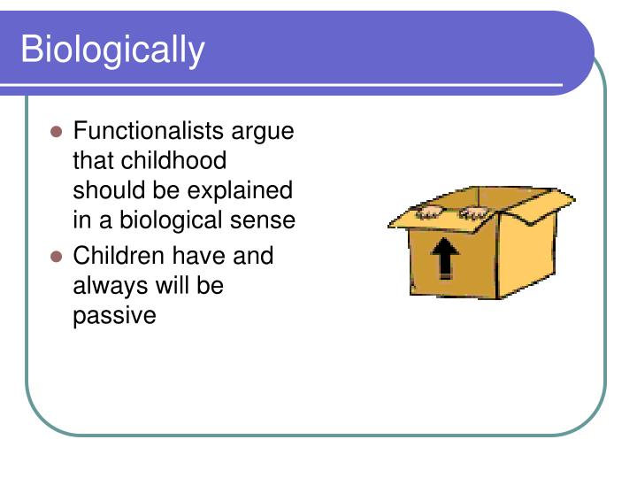 Biologically