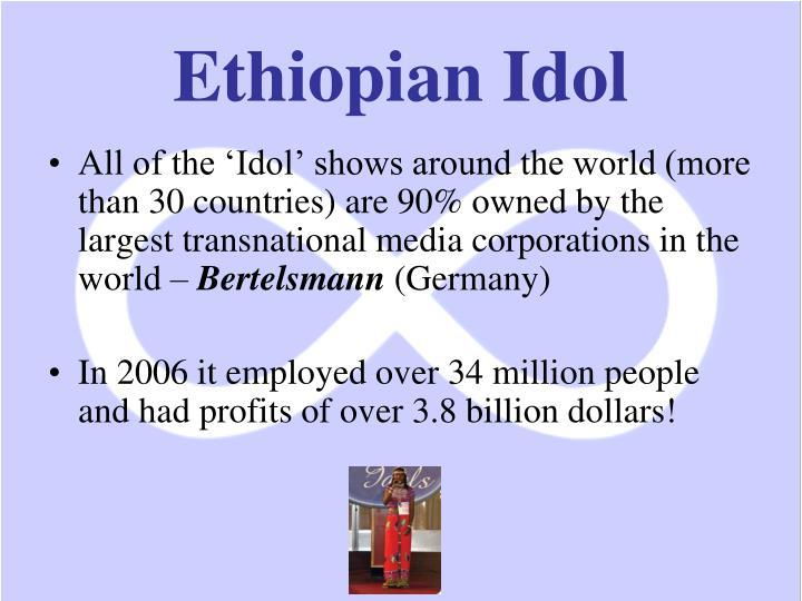 Ethiopian Idol