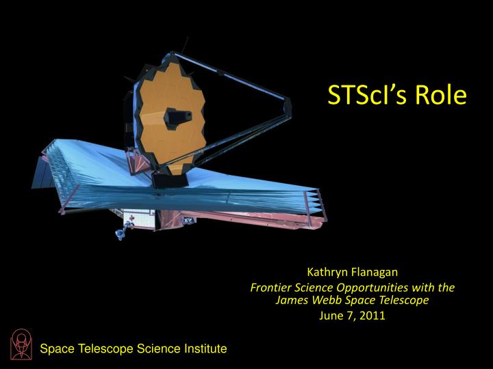 Stsci s role