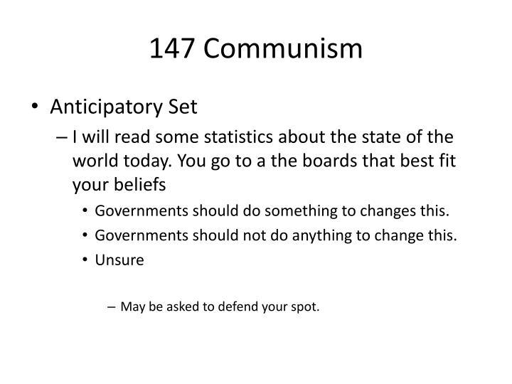 147 Communism