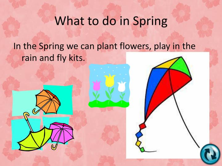 What to do in Spring