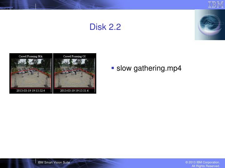 Disk 2.2