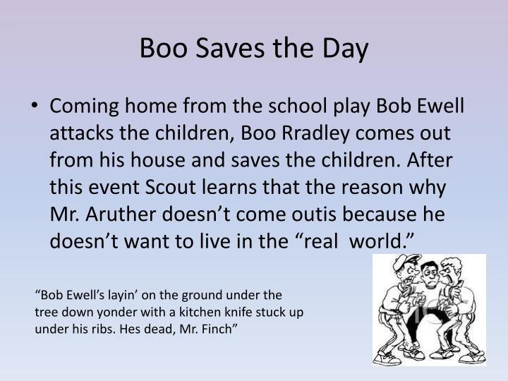 Boo Saves the Day
