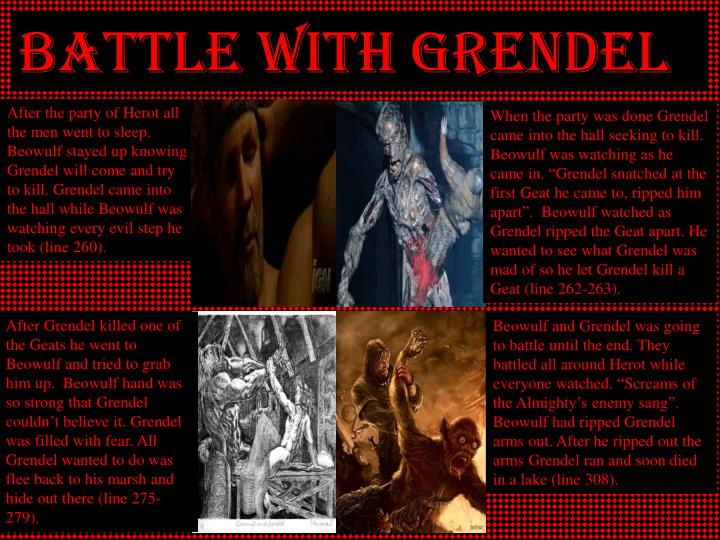 Battle with Grendel