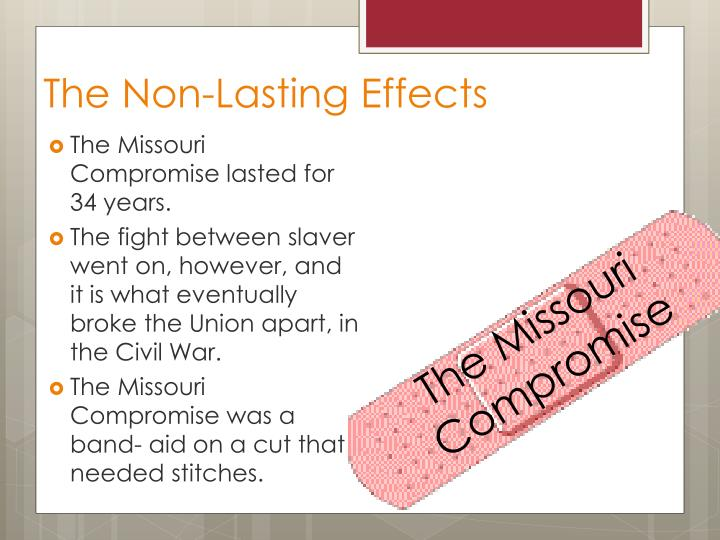 The Non-Lasting Effects