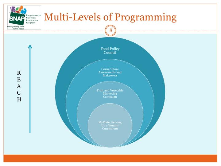 Multi-Levels of Programming