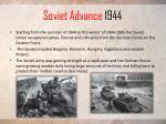 soviet advance 1944