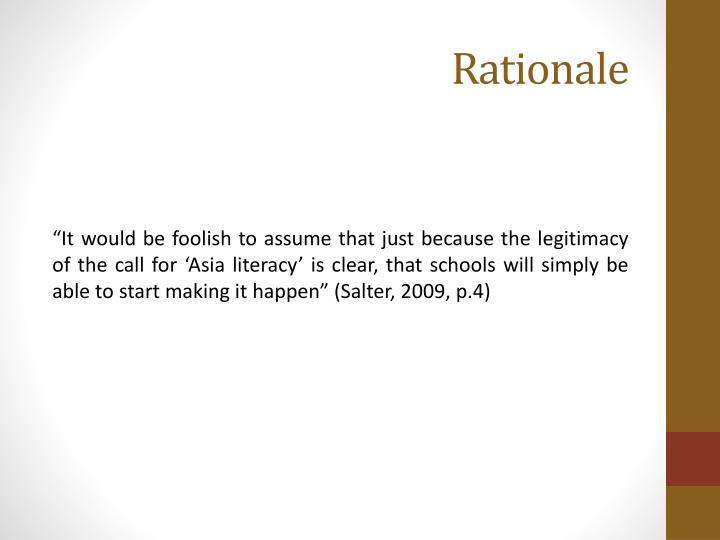 Rationale1