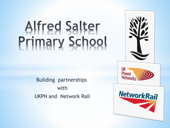 Alfred salter primary s chool