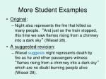 more student examples