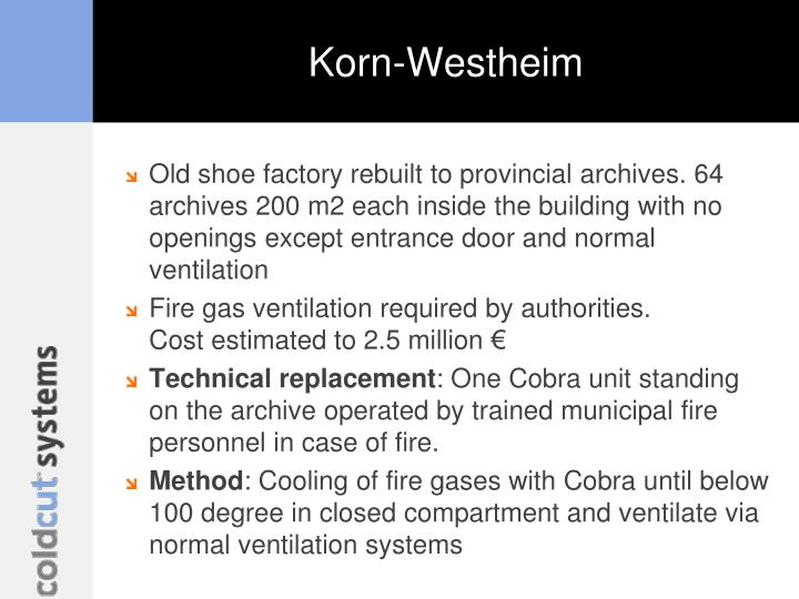 Korn-Westheim