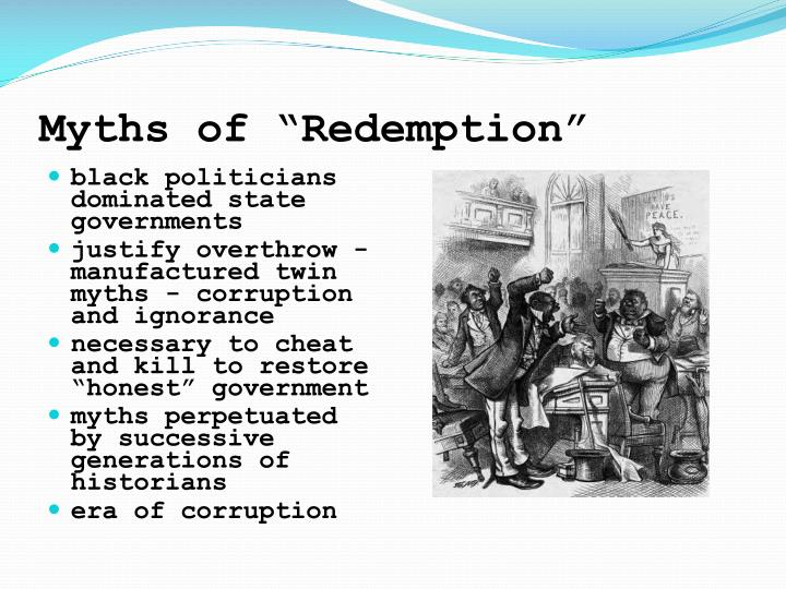 "Myths of ""Redemption"""
