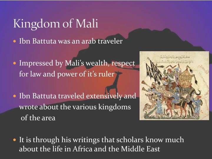 Kingdom of Mali