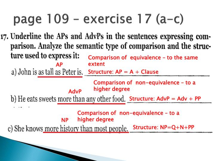page 109 – exercise 17 (a-c)