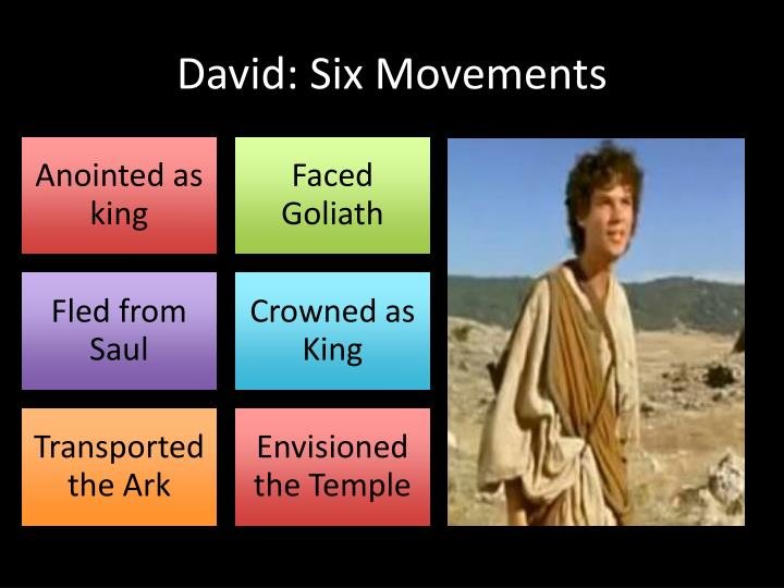 David six movements