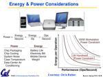 energy power considerations1
