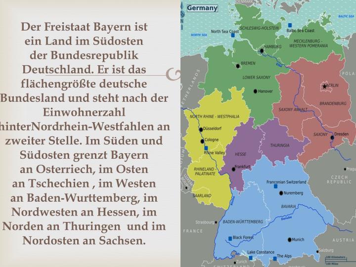 DerFreistaat Bayern