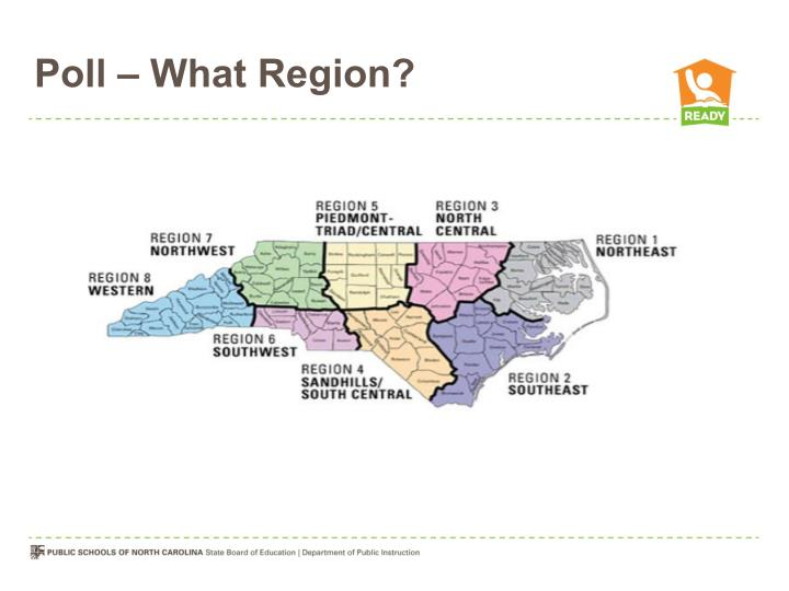 Poll – What Region?