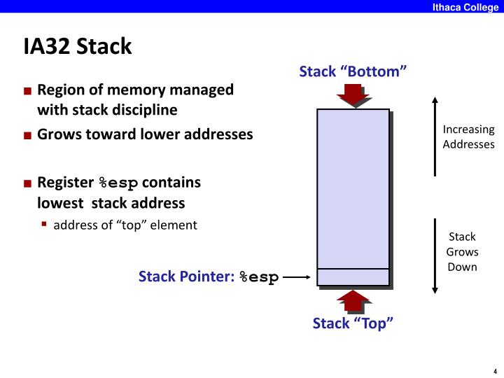 "Stack ""Bottom"""