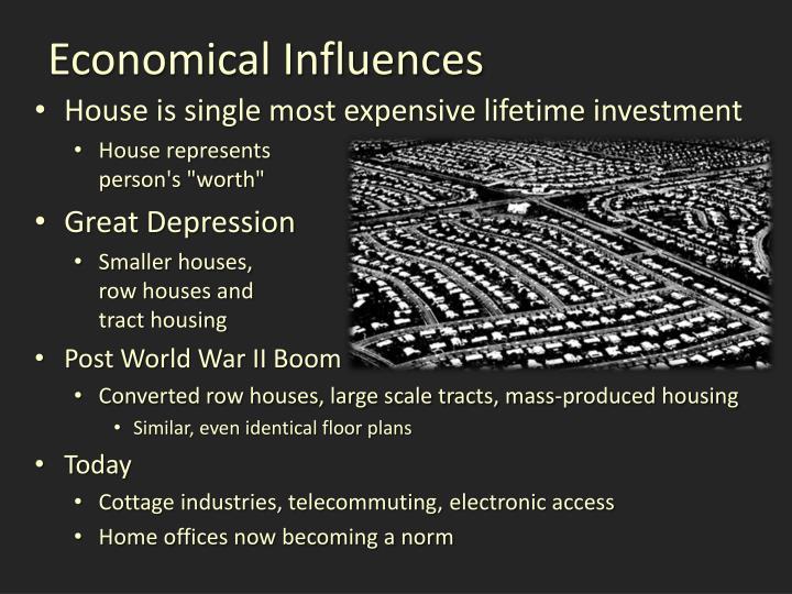 Economical Influences
