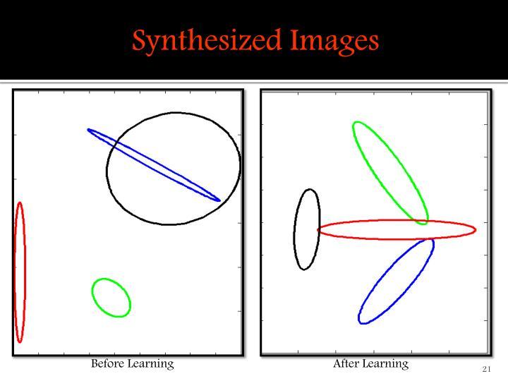 Synthesized Images