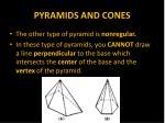 pyramids and cones2