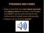pyramids and cones7