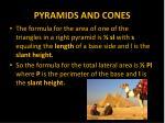 pyramids and cones8