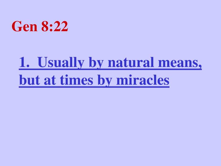 Gen 8:22