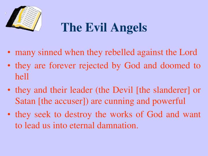 The Evil Angels
