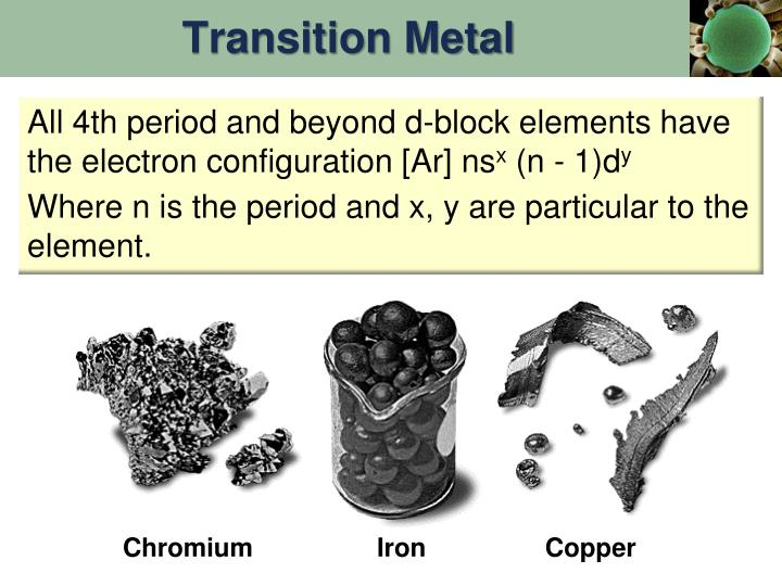 Transition Metal