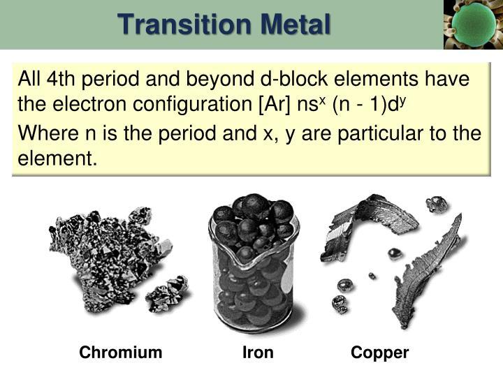 Transition Metal