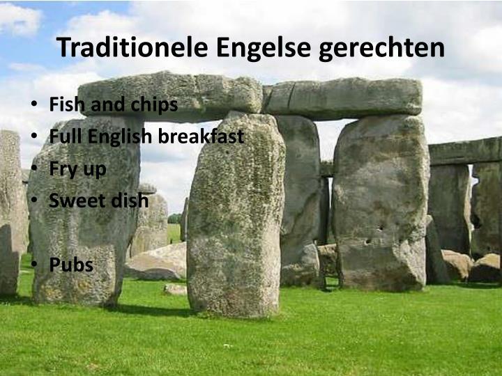Traditionele
