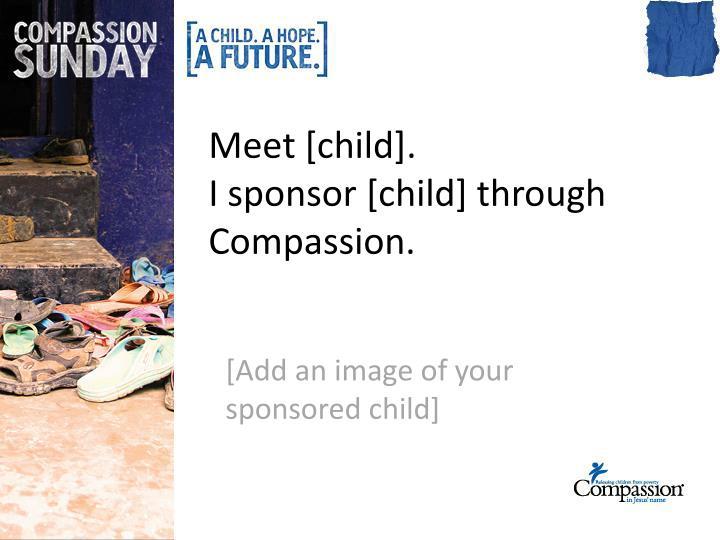 Meet [child].
